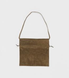 Hender Scheme「 red cross bag big / khaki 」