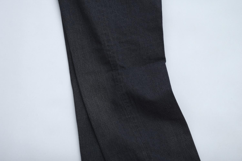AURALEE「 WASHED HARD TWIST DENIM 5P PANTS / LIGHT BLACK 」