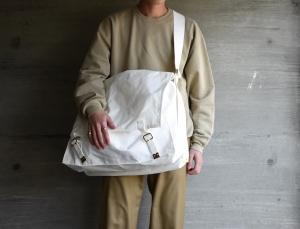 AURALEE 「 BIG SHOULDER BAG MADE BY CHACOLI 」