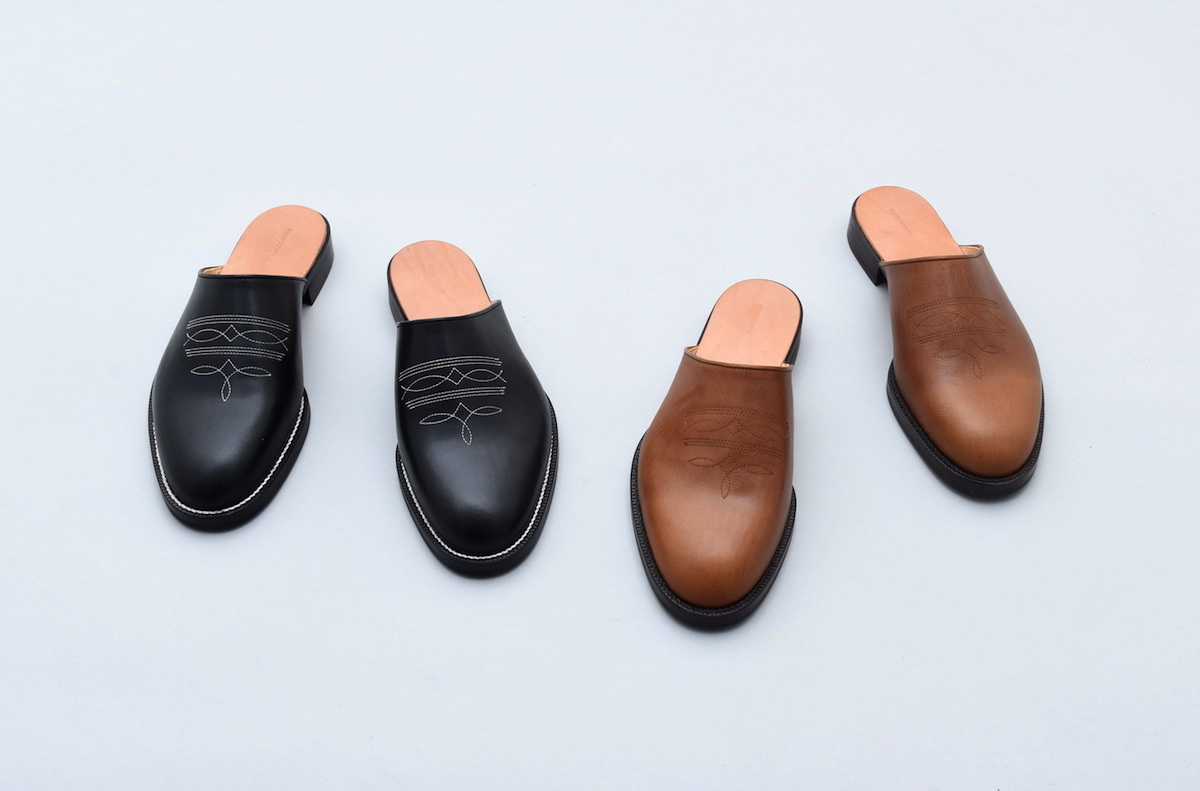 Hender Scheme「 cheak - black/white 」