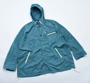 CLAMP 「 COAT-07 Short Rain COAT / Turquoise 」