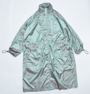 CLAMP 「 COAT-14 Long Rain Coat 」