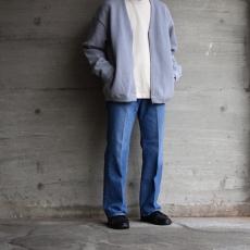 crepuscule 「 moss stitch cardigan / L.Blue 」