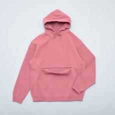 crepuscule 「 milano rib parka / Pink 」