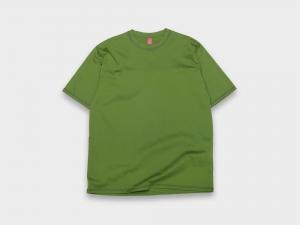 """MAN-TLE  「 M-R6U2 S/S """" T-SHIRT """" / GREEN SHRUB 」"""