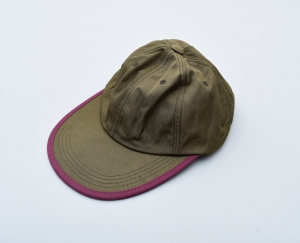 COMFORTABLE REASON 「 Reflection Leisure Cap / OLIVE 」