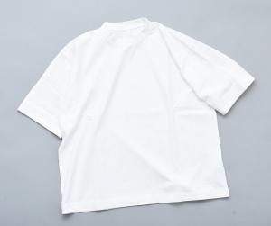 CLAMP 「CUT-08 Long Short T-SHIRT / White」
