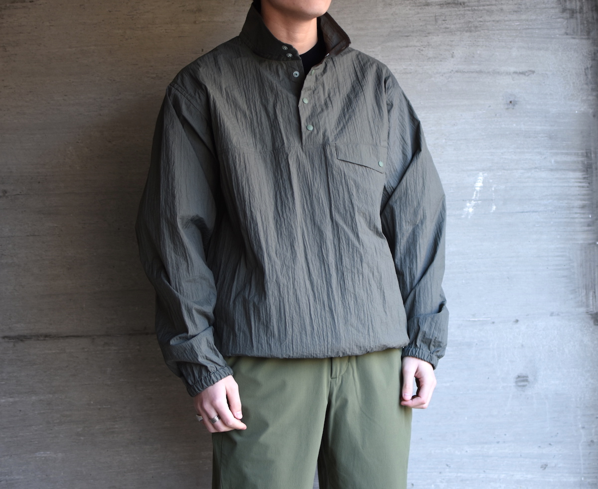 POLYPLOID 「 SNAP T PULLOVER TYPE-C 」