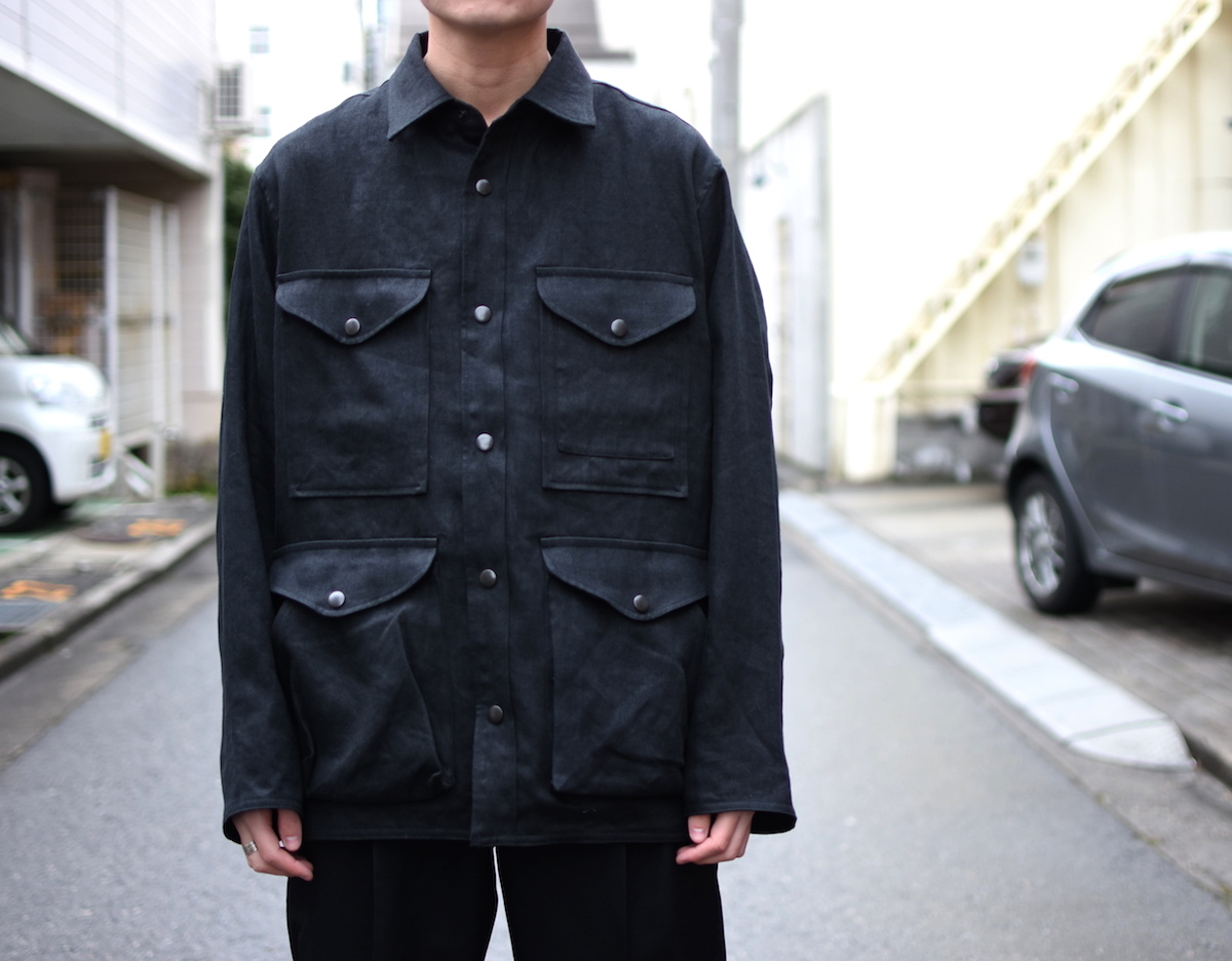 BROWN by 2-tacs 「 MACKINAW JKT 」
