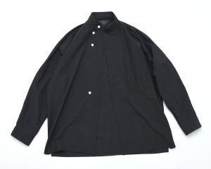 ESSAY「SH-1 : PALERMO SHIRT / black」