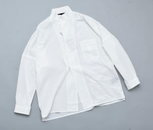 ESSAY「SH-1 : PALERMO SHIRT / white」