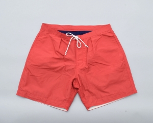 BROWN by 2-tacs 「 SWIM SHORTS / RED 」