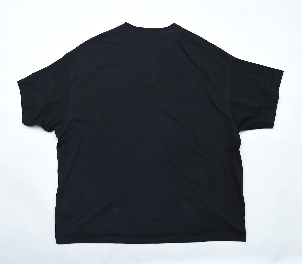 gourmet jeans 「 HENLY S/S / BLACK 」