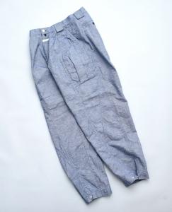 gourmet jeans「 TYPE 03 – SNAP BUSH 」