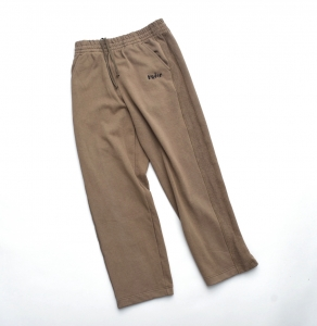 kudos 「 MY OLD TRACK TROUSERS / KHAKI 」