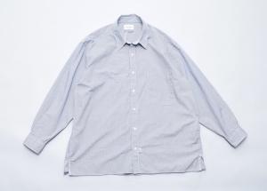 Marvine Pontiak shirt makers 「 Two Tone L/S SH 」