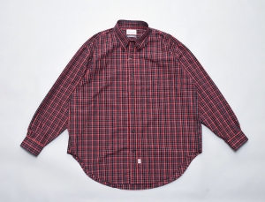 Marvine Pontiak shirt makers 「 B.D Collar- OX SH 」