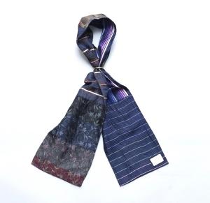 CLAMP 「ACC-02  Vintage silk  Scarf #5」