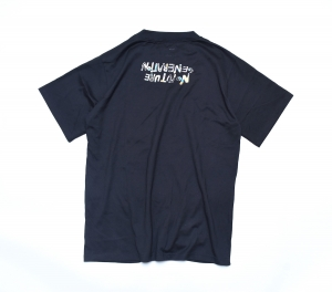 kudos 「 FUTURE GENERATION T-SHIRT / BLACK 」