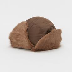 Hender Scheme「 pilot hat / light brown 」
