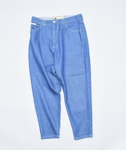 gourmet jeans「 TYPE 03 - LEAN / COATING BLUE *SISTER EXCLUSIVE 」