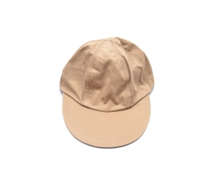 NO ROLL「NO ROLL AUTUMN LEAVES CAP / BEIGE」