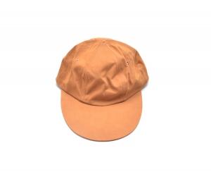 NO ROLL「NO ROLL AUTUMN LEAVES CAP / ORANGE BROWN」