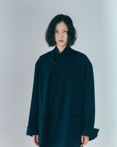 ESSAY「J-1 : TAILORED JACKET / Black」
