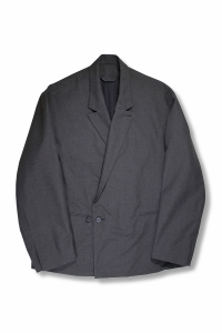 ESSAY「J-1 : TAILORED JACKET / Dark grey」