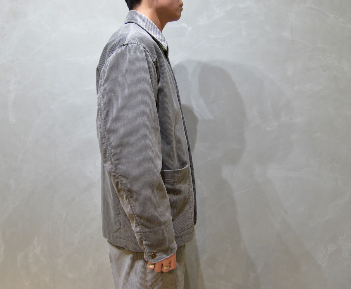 BROWN by 2-tacs 「 COVERALL / GRAY 」