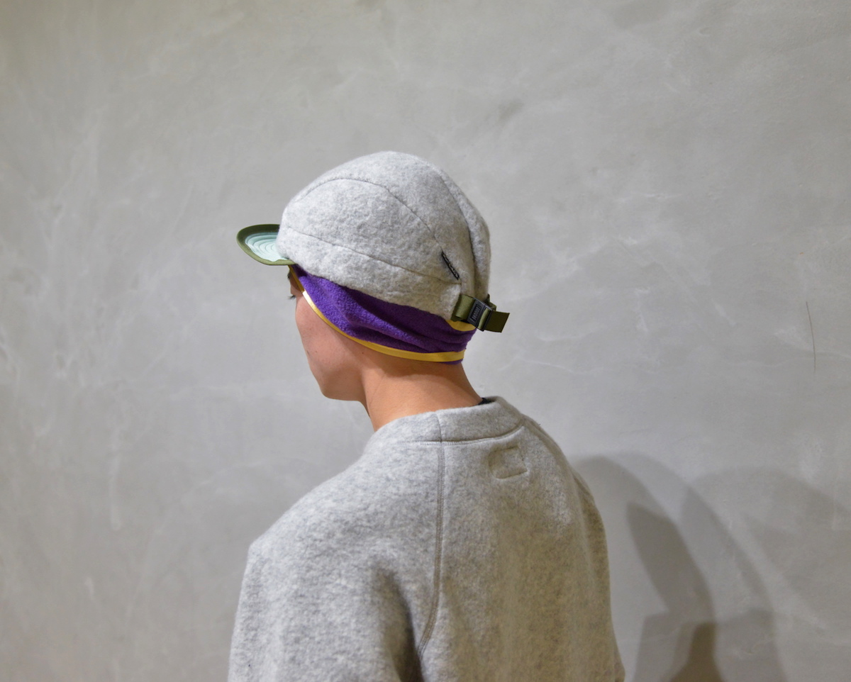 BROWN by 2-tacs「 RA-CAP / GRAY 」