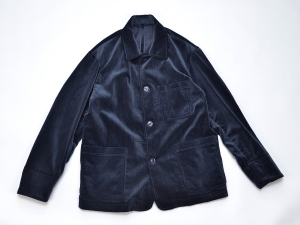 BROWN by 2-tacs 「 COVERALL / NAVY 」