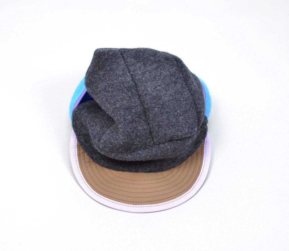 BROWN by 2-tacs「 RA-CAP / CHARCOAL 」