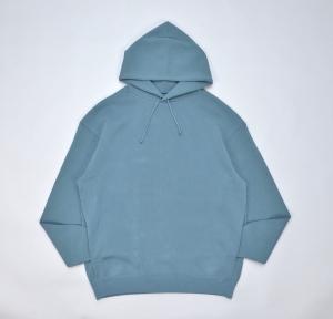 crepuscule 「 milanorib parka / Bluegreen 」