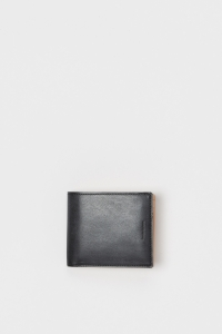 Hender Scheme 「 half folded wallet / black」