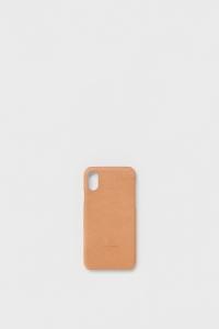 Hender Scheme「iphone case X / natural 」