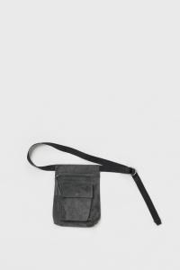 Hender Scheme「waist belt bag /  dark gray」
