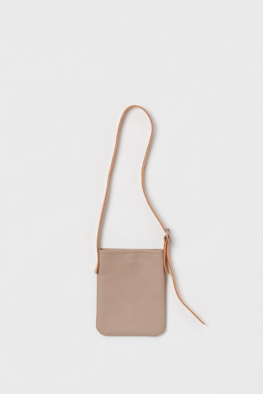 Hender Scheme「one side belt bag small / beige」