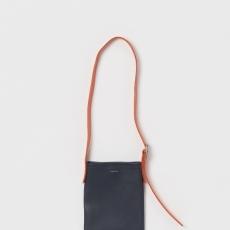 Hender Scheme 「 one side belt bag small / navy 」