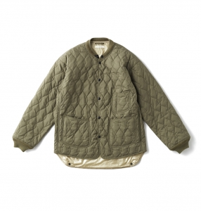 OLD JOE BRAND.「QUILTED HUNTING LINER SHIRTS」