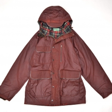 BROWN by 2-tacs 「 MOUNTAIN PARKA / BURGUNDY  *The British Millerain Co.Ltd. 」