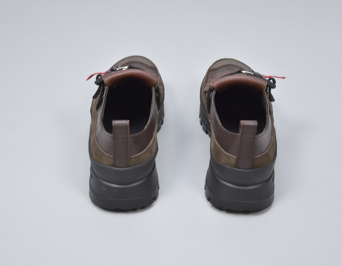 Hender Scheme 「 maze / brown multi」