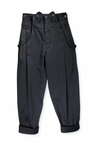 ESSAY「 P-2 : COMER PANTS / Black 」