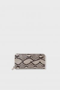 Hender Scheme「python long zip purse / natural python 」