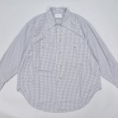 Marvine Pontiak shirt makers 「 Cover All / Dobby CH 」