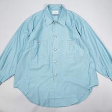 Marvine Pontiak shirt makers 「 Cover All SH / Royal Green 」