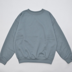 AURALEE  「 POLYESTER SWEAT P/O 」