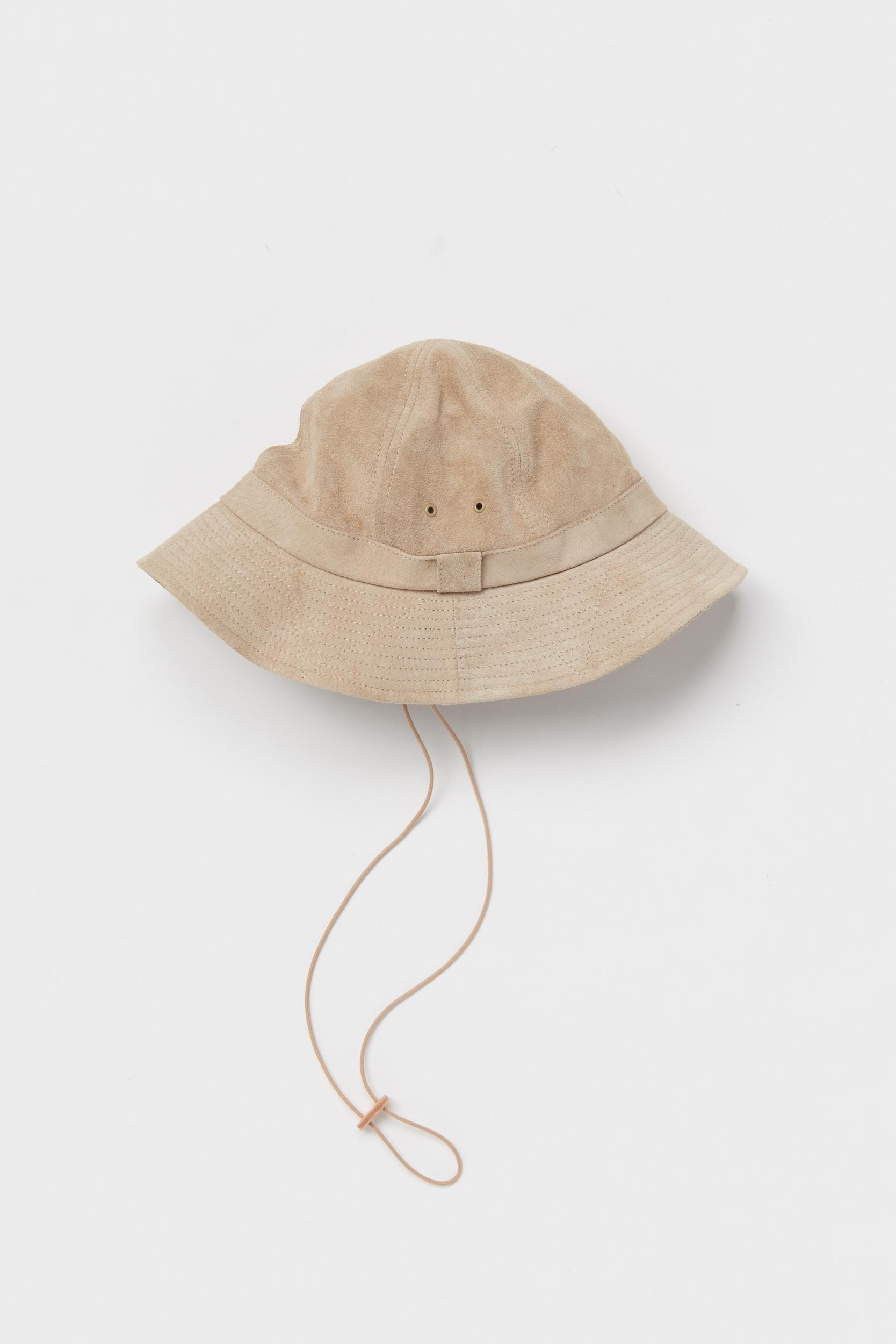 Hender Scheme 「 field hat / sand beige」