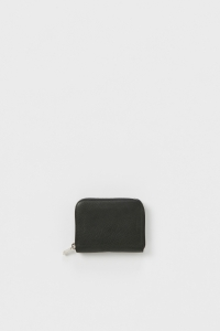 Hender Scheme「square zip purse / black」