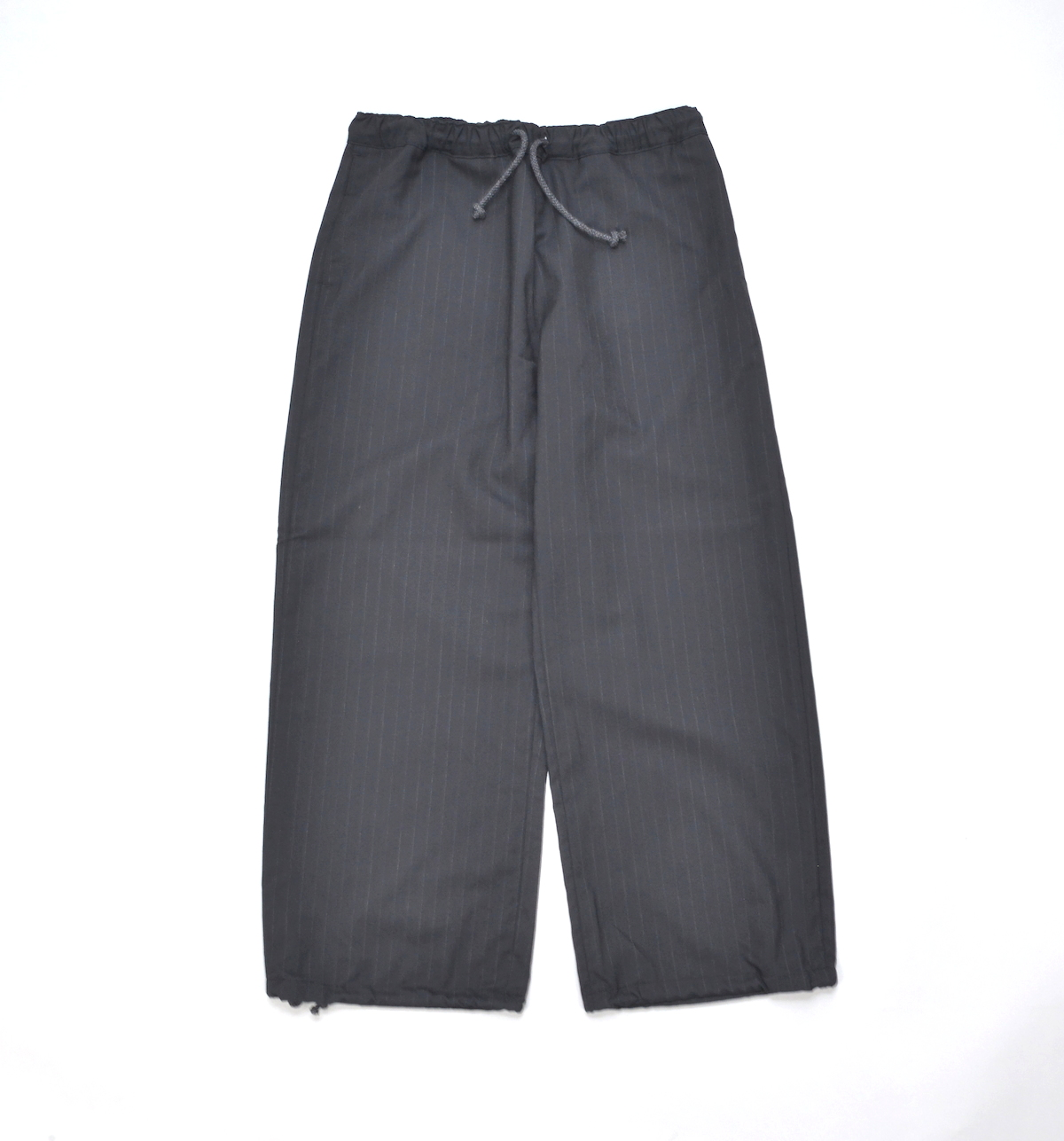 POLYPLOID「OVER PANTS TYPE-B / BLACK 」